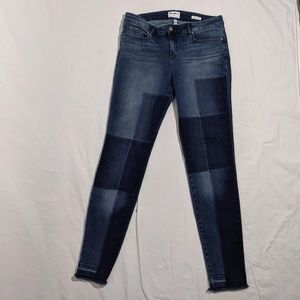 William Rast Skinny Jeans Double Wash Size 30